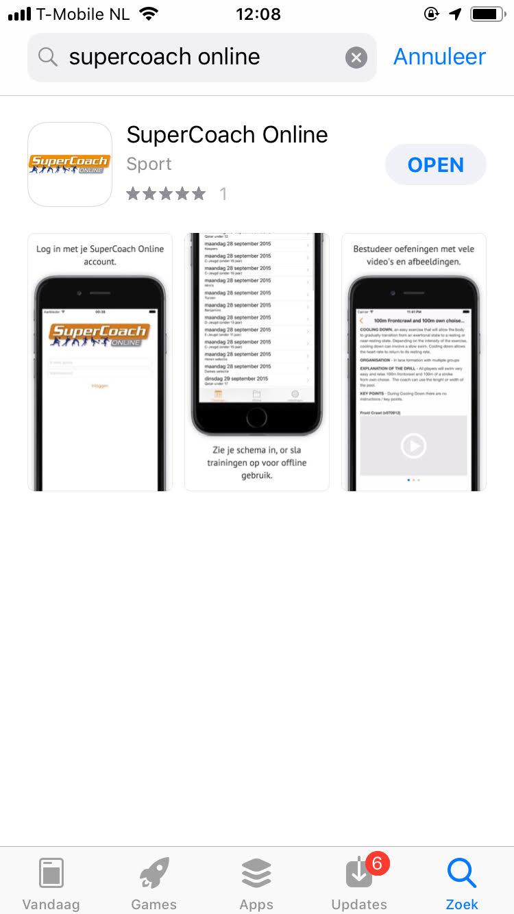 SuperCoach Online in de app store
