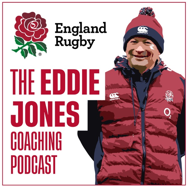 about the Eddie Jones Rugby Coaching Podcast