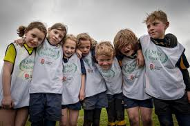 Quilter Kids First Rugby